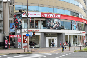 JOYFIT24名古屋千早