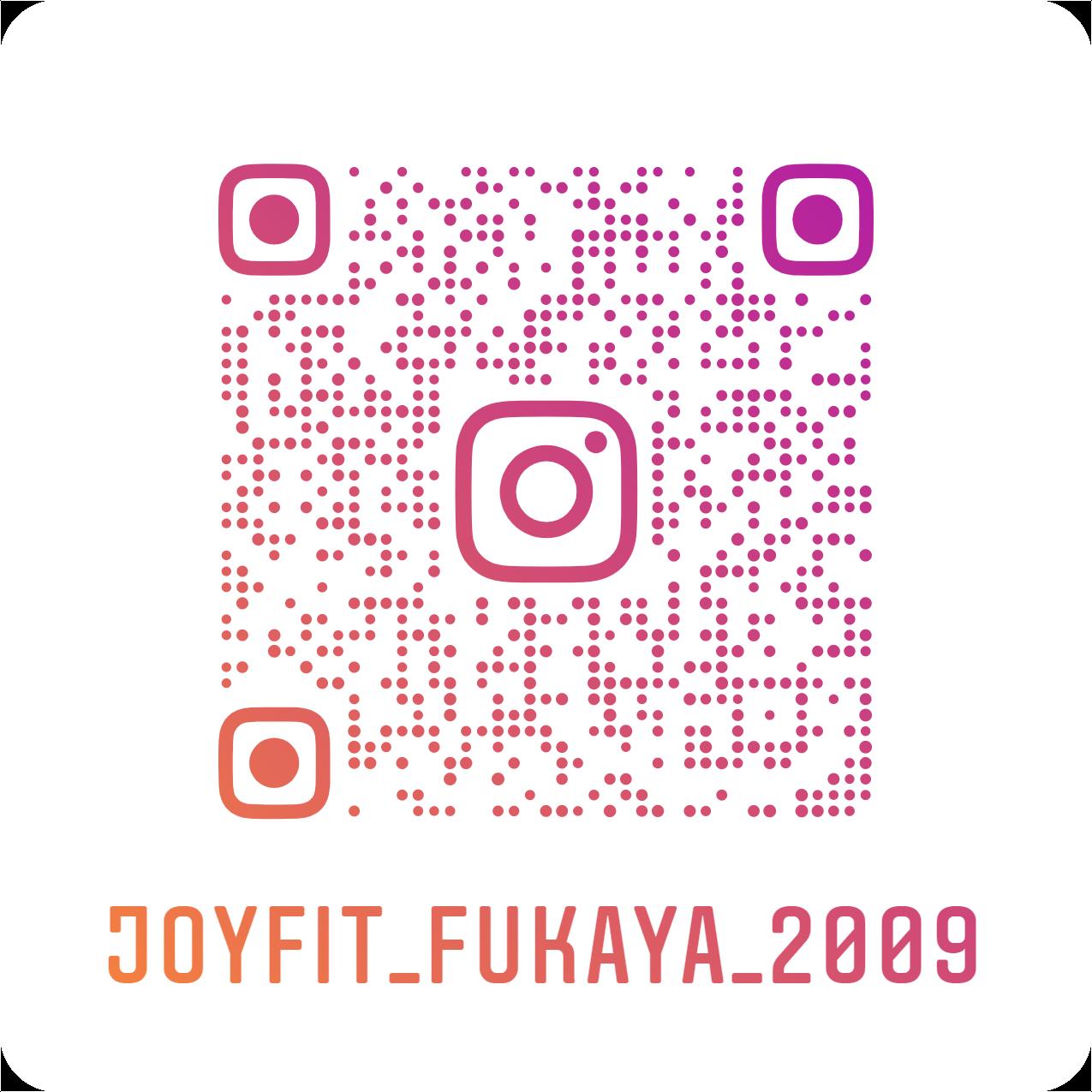 JOYFIT深谷 Instagram