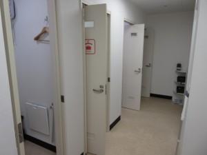 更衣室・シャワー室