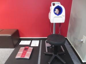 血圧計・体脂肪計