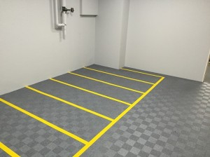 専用駐輪場(館内)