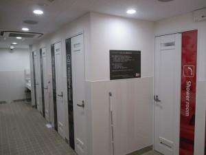 更衣室&シャワールーム