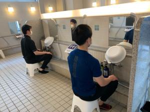 浴室カラン