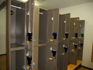 感染症対策⑪ 更衣室ロッカー