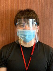 感染症対策③ マスク着用