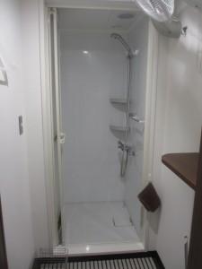男女別更衣室、シャワー室、トイレ、洗面台