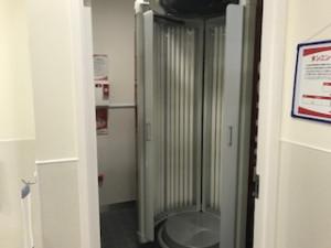 タンニングマシン