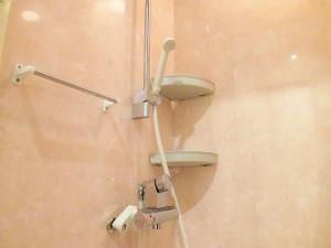 シャワー室・更衣室