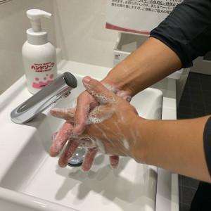 手洗い・消毒のお願い
