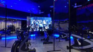 バーチャルバイクスタジオ