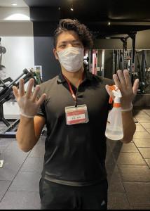 室内の除菌清掃