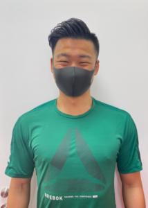 ●スタッフはマスクを着用しております。