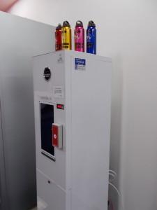 水素水サーバー設置!!