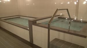 温浴、水風呂