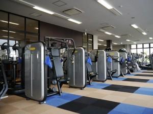 使いやすい筋力トレーニングマシン!
