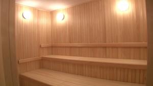温浴設備サウナ