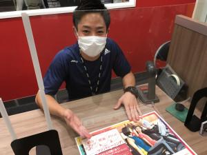 ◆マスク着用◆