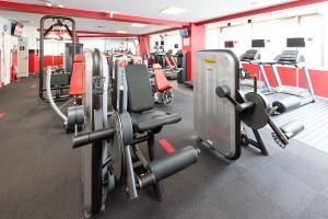3F 筋力トレーニングマシン
