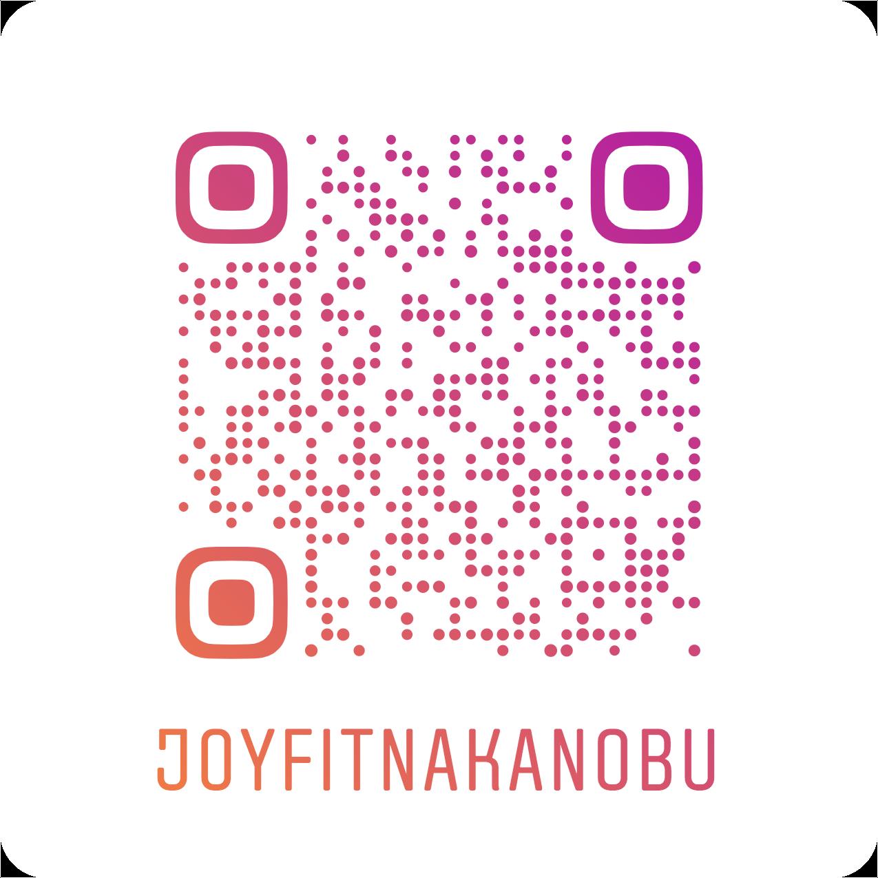 JOYFIT24中延 公式インスタグラムアカウント