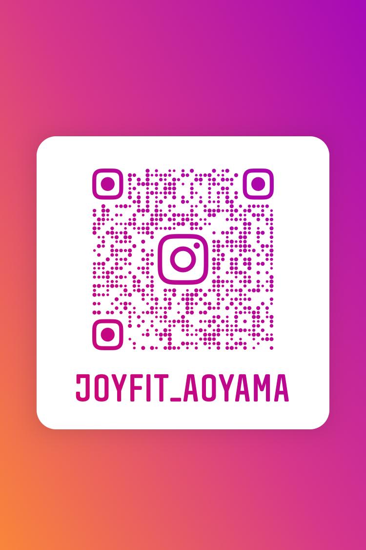 JOYFIT新潟青山公式動画Instagram               【レッスンのポイント動画配信中♪】