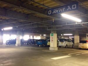 専用立体駐車場