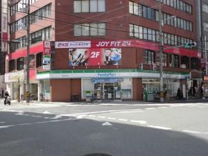 JOYFIT24西中島南方