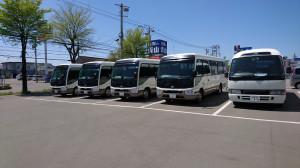 【スクールバス運行時】