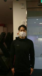 施設ご利用時はマスクの着用をお願い致します