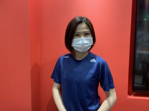 ●スタッフマスク着用●