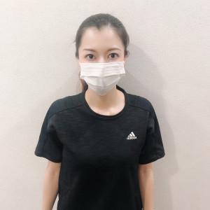 マスク着用(写真)
