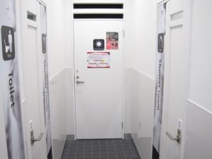 シャワールーム(1階)