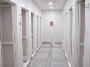 シャワールーム2階(女性)