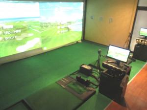 ゴルフィット(ゴルフシミュレーター)