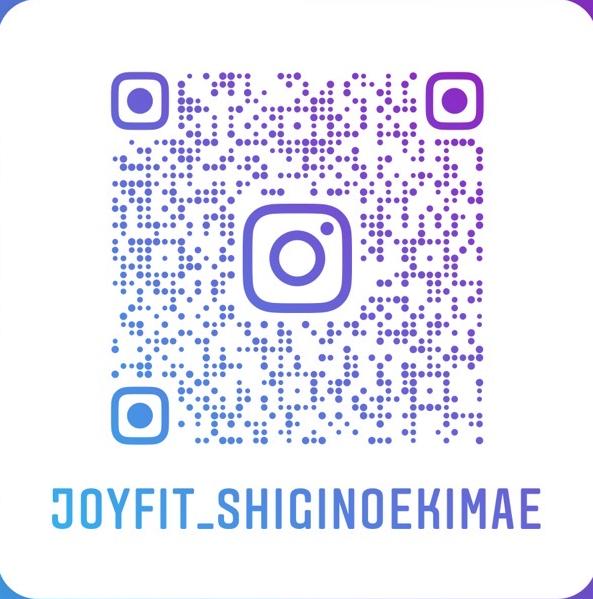 【公式】JOYFIT鴫野駅前店インスタグラムアカウント!
