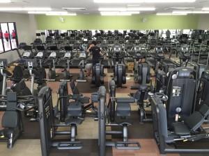 豊富なトレーニングマシン!!