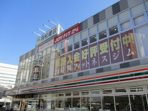 JOYFIT名古屋太閤通