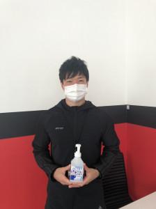 <マスク着用>