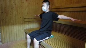 感染症対策⑰ サウナご利用について