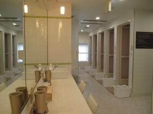 パウダースペース&シャワールーム