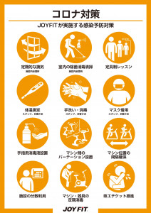 感染予防対策一覧